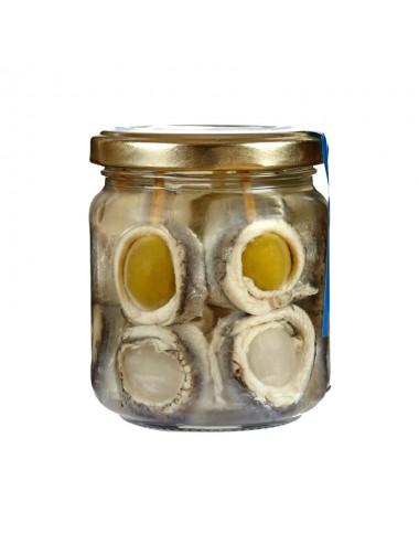 banderilla boquerón en vinagre frasco 200g