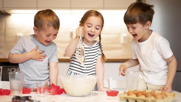 recetas niños