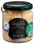 Ventresca de bonito del norte en aceite de oliva conservas nardín, bonito del cantábrico