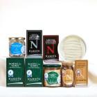 Catálogo de productos de conservas nardín, pescado del cantábrico elaborado en el país vasco