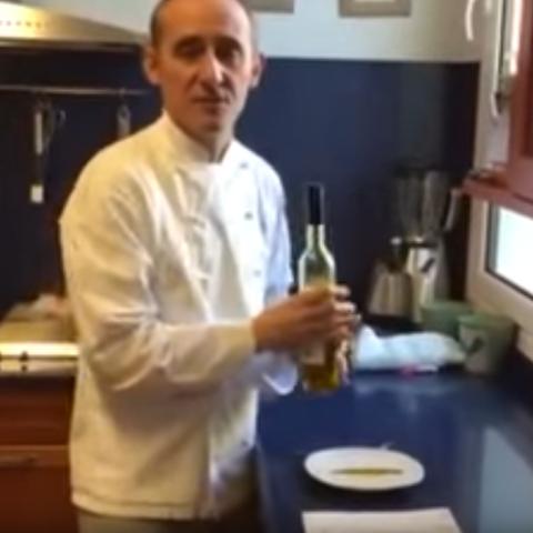 testimonio de Paco Perez chef catalán con 5 estrellas michelin sobre conservas nardín, 20 aniversario