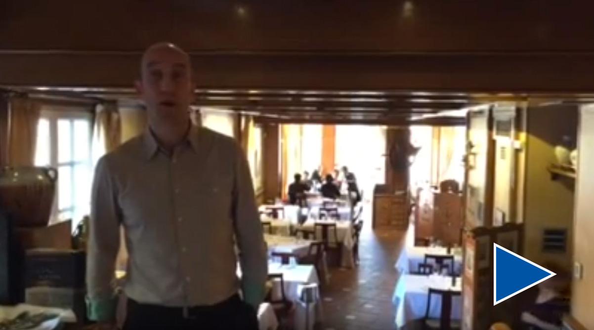 testimonio de Aitor Arregui del restaurante Elkano en Getaria sobre conservas nardín, 20 aniversario