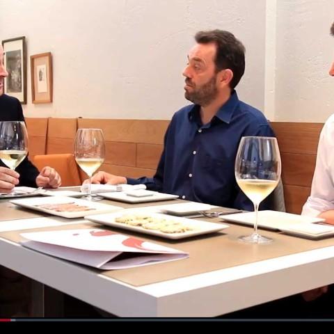 a mesa puesta javier yurrita teledonosti degustación producto conservas nardín