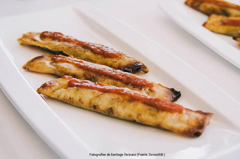 pinchos bonito del norte con eusko label recetas conservas nardín